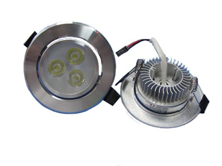 3X1 WATT KAİDELİ LED SPOT